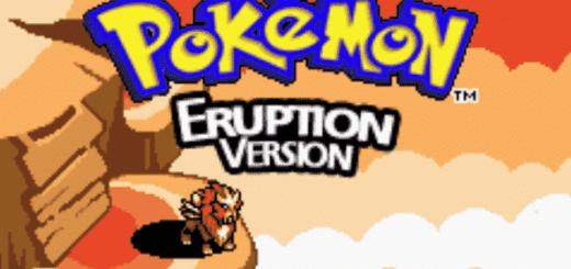 pokemon eruption download