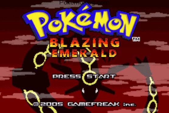 pokemon blazing emerald download