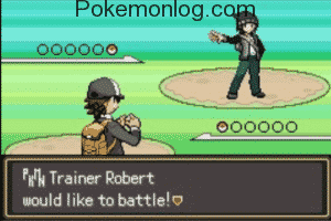 pokemon robert trainer