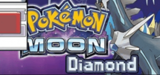 Pokemon Moon Diamond ROM