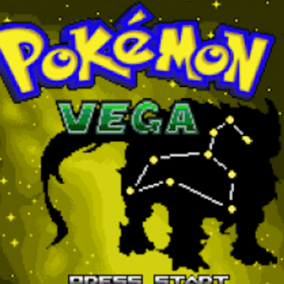 Pokemon Vega Minus