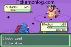 blobbo used sludge wave