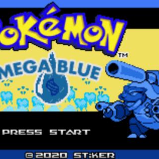 Pokemon Mega Blue download