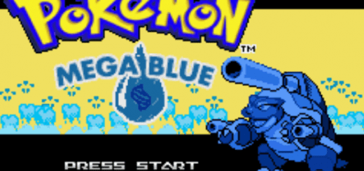 Pokemon Mega Blue download