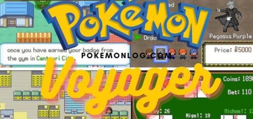 Pokemon Voyager GBA Download