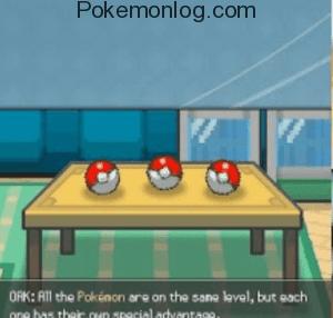 Pokemon Blue Chrome scene 1