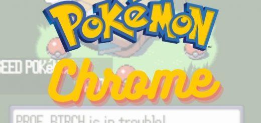 Pokemon Chrome Download