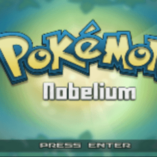 Pokemon Nobelium