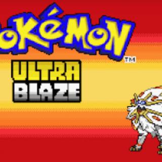 Pokemon Ultra Blaze