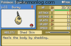 pokemon summary dashboard