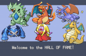 welcome to the hall of fame