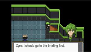 Breifing the pokemon