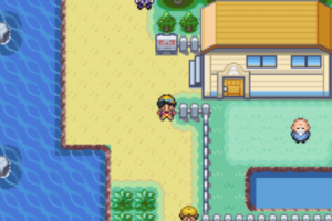 Houses tour in pokemon crystal shards