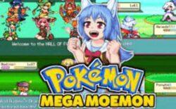 Mega Moemon Emerald