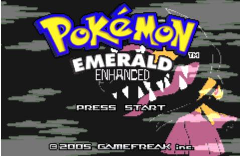 Pokemon Enhanced Emerald