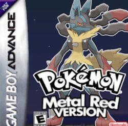 Pokemon Metal Red Download
