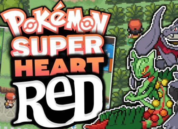Pokemon Super Heart Red