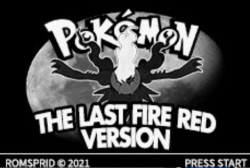 Pokemon The Last FireRed Download