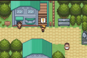 Screenshot of the player moves