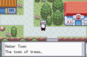 the town of trees