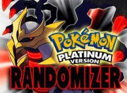 Pokemon Platinum Randomizer Version
