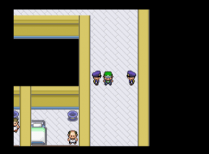 the pokemon player in the area