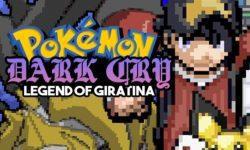 Pokemon Dark Cry Legend of Giratina Download