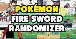 Pokemon Fire Sword Randomizer