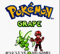 Pokemon Grape Download