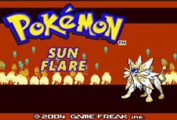 Pokemon Sun Flare Download