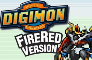 Digimon FireRed Download