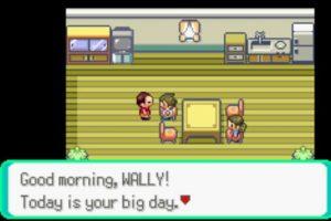 Good Morning wally