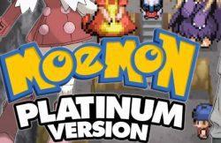 Moemon Platinum Version