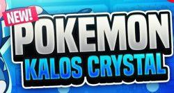 Pokemon Kalos Crystal