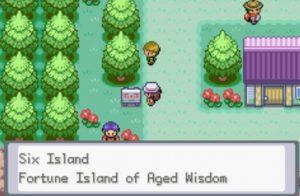 Six Island Fortune Island