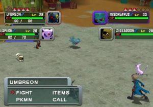 Umbreon Pokemon Features