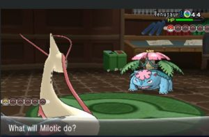 What will Milotic Do