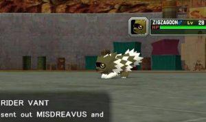 Zigzagoon Pokemon