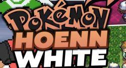 Pokemon Hoenn White NDS