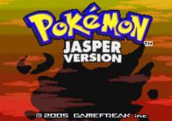 Pokemon Jasper Download