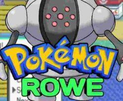 Pokemon ROWE