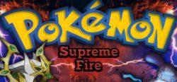 Pokemon Supreme Fire Download