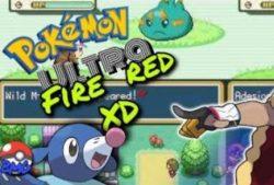 Pokemon Ultra FireRed XD