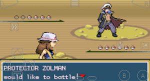 Protector Zolman would like to battle