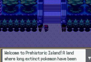 Welcome to Prehistoric Island