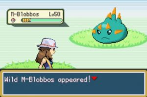 Wild M Blobbos Appeared